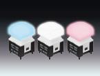 【新商品】 RGB LED採用 照光式押ボタンスイッチ