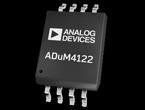 『ADuM4122』絶縁型シングル・デバイス、デュアル出力ドライバ