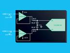 『LTC6228』シャットダウン機能付き低歪みレールtoレール出力オペアンプ