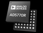 『AD5770R』8チャンネル、12ビット、電流出力