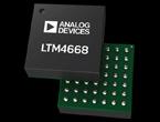『LTM4668A』クワッドDC/DC µModuleレギュレータ、設定可能1.2A出力アレイ付き