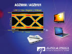 AOZ8858 & AOZ8101 : USBコネクタ用ESD保護デバイス