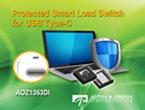 AOZ1353 : USB Type-C用スマートロードスイッチ