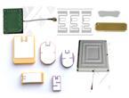 小型・高感度RFID用R/W、タグアンテナ