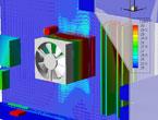 3次元汎用熱流体解析ソフトウェア