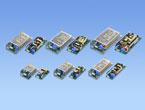 小型・高効率・低背型基板単体タイプAC-DCコンバータ