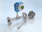 国内防爆対応 新型熱式質量流量計 - 双方向測定機能、逆流検知機能搭載