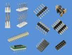 ピンヘッダー:セミカスタムからフルカスタムまで対応可能なピンヘッダー