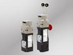 ソレノイド付安全スイッチ HS1T形(2接点タイプ、4接点タイプ)