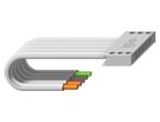クリーンルーム向けのフラットデザイン eスキンフラット
