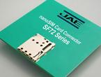 nanoSIMカード用コネクタ