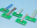 超小型ながら高い伝送特性を実現する極細同軸ケーブル用コネクタ