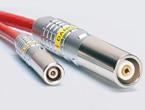 使用電圧最大DC50kV対応!高電圧+信号+同軸をまとめた複合コンタクトも。