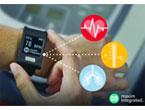 心電図、心拍数、および体表面温度測定用の腕時計型評価プラットフォーム