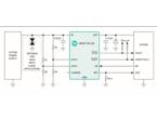 高集積システム保護ソリューション、4.5V~60V、250mA電流リミッタ、OV/UV保護