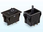 国際規格 IEC60601-1 ed.3.1対応 NKKの電源スイッチ