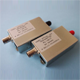 アナログ映像信号(NTSC)1chを光ファイバを用いて伝送する光伝送装置です