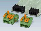 レバー操作型プリント基板用コネクタ LPC6/LPCH6シリーズ