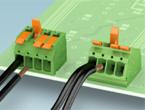 レバー操作型プリント基板用端子台 LPT / LPTAシリーズ