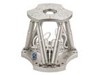 光学デバイスアライメント、機械加工などに最適なCIPA認証済み6軸制御ヘキサポッドステージ