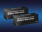 [RHV2/RHV3 シリーズ] 20KV/sec高絶縁型DC/DCコンバータ