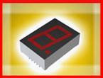 ■ローム■ 高輝度、低消費電力、高信頼性に優れたLED数字表示器