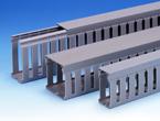 配線作業の合理化と省力化に対応した製品 星和カッチングダクト BDRタイプ
