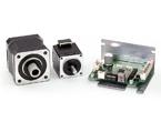 Plexmotion 低振動・低騒音ドライバ & ステッピングモータセット