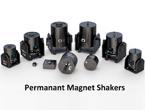 オールインワン小型加振器、汎用タイプ、モーダル解析用、慣性式タイプ