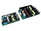 最小負荷電流不要、超小型・基板型三出力AC-DC電源