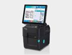ラベル発行と印字検証を1台で!印字検証機能付ラベルプリンター/GP-7000α