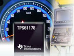 20V、10A完全集積型同期整流昇圧コンバータ