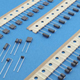 EMC対策 広帯域でノイズ減衰特性を持つフェライトビーズコア