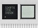 低振動・低騒音のモータ制御を実現したステッピングモータードライバ IC
