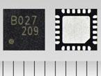 位相調整不要、BLDCモーター用プリドライバーIC『TC78B027FTG』