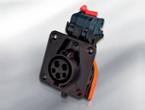 EHV・EV 北米・日本向け規格対応 「充電インレット」