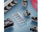 安全性 & セキュリティを追求。圧接技術(IDC)により一括結線可能なコネクタ